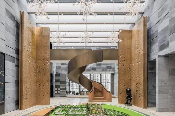 """清水混凝土塑造""""高级灰"""",演绎现代建筑极简之美"""