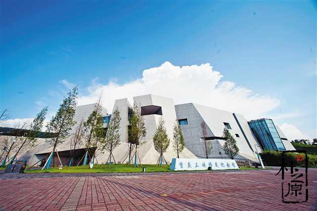 三峡移民纪念馆:国内首个超高难度的异形清水混凝土建筑