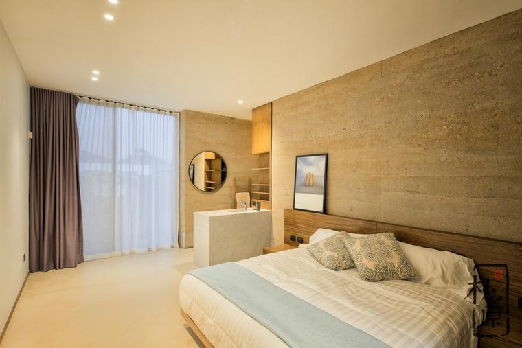 Quinta Gaby夯土住宅:盛开在南美的玫瑰花