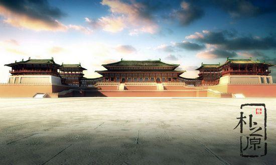 夯土墙修复:大明宫遗址保护试验