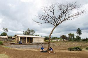 夯土图书馆:坦桑尼亚Amani图书馆