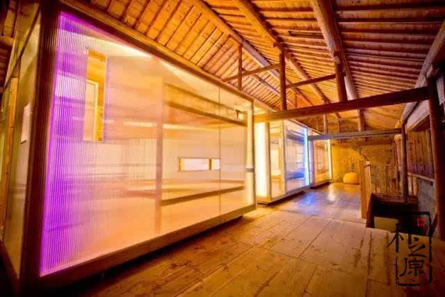 老农的夯土墙房子,变成最佳经济酒店,创意亮了