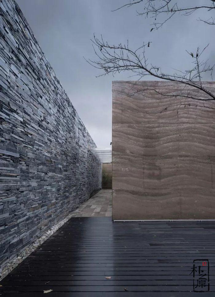 山水之间建了一座生活美学馆,是人人都向往的桃花源