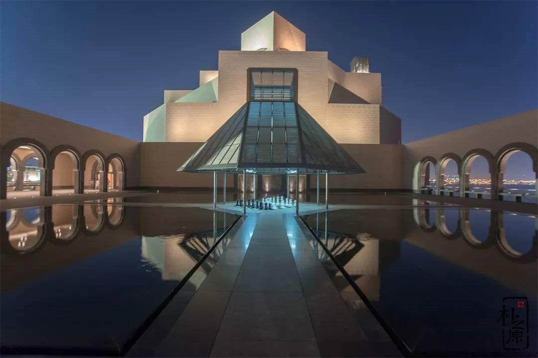 贝聿铭现代主义建筑收官大作:伊斯兰艺术博物馆