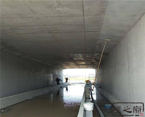 清水混凝土防护工艺