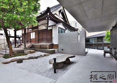 现代清水混凝土建筑