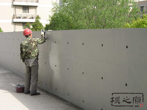 清水混凝土挂板制作工艺