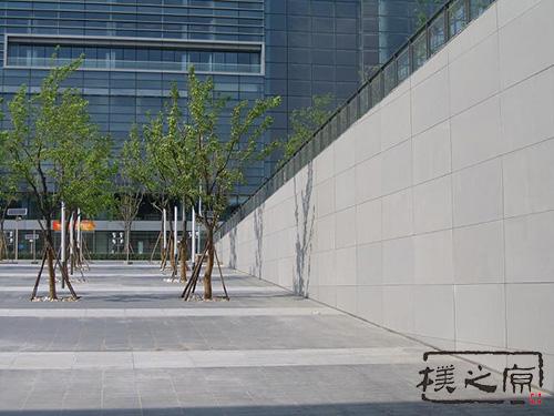[青石板尺寸]清水混凝土挂板应用