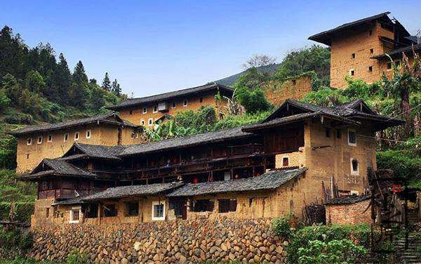 客家土楼,夯土墙承载的历史记忆与文化精神