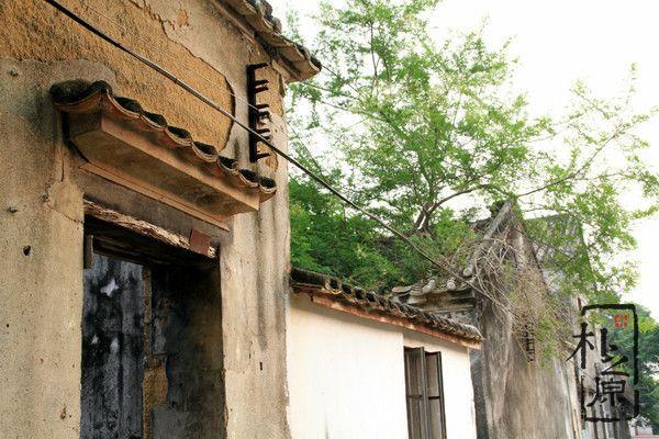 夯土墙古民居