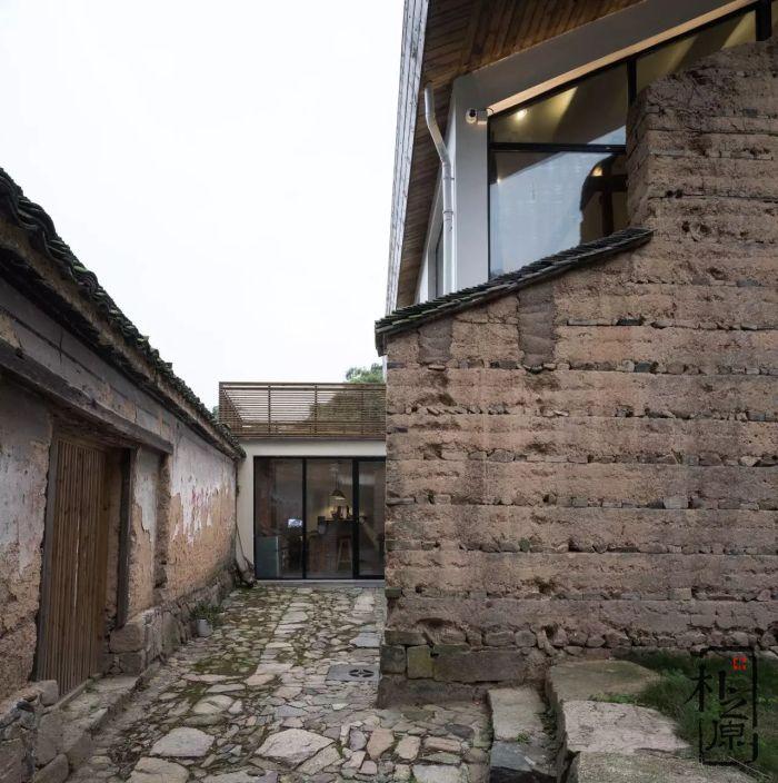 夯土墙建筑