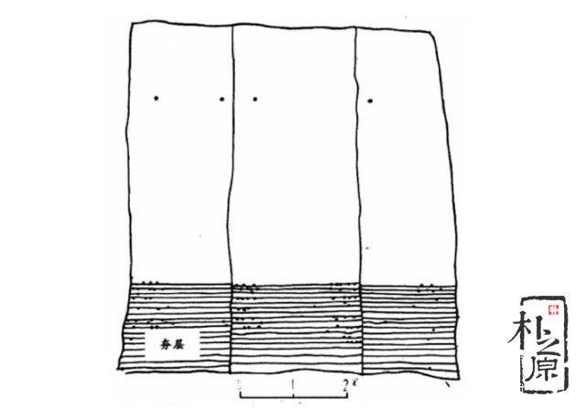 夯土墙厚度