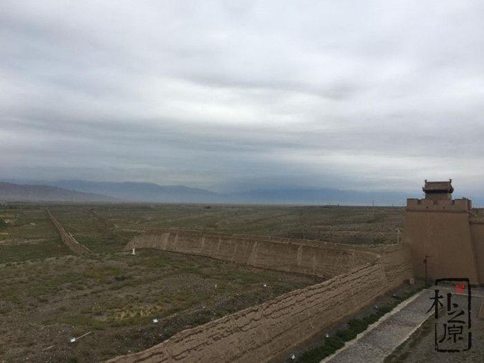 溯源夯土墙长城,保护文物遗产,弘扬历史学问