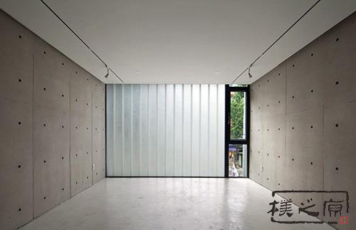 [搪瓷铝单板]清水混凝土应用