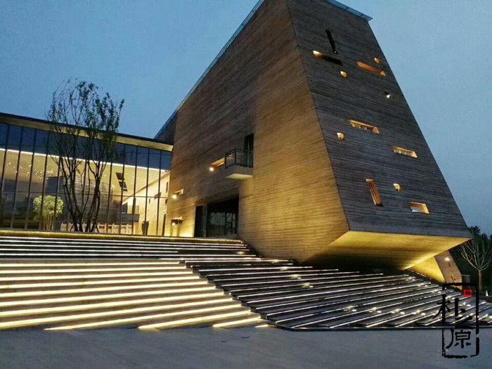 朴之原夯土墙:筑造现代建筑的诗意栖居