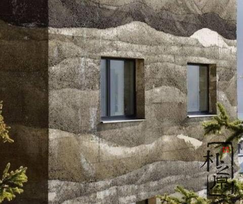 现代夯土墙体(板)