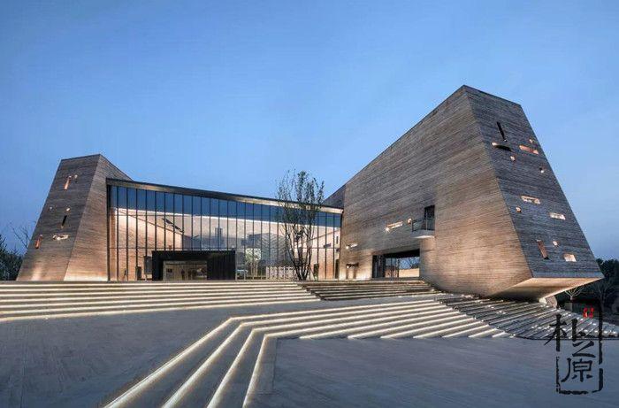 百变夯土墙:朴之原建筑肌理研究院欢迎您