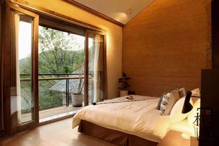 夯土墙卧室