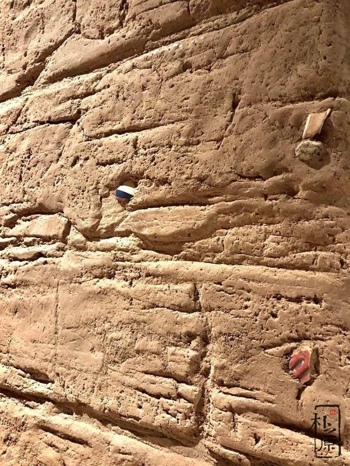 朴之原生态夯土墙