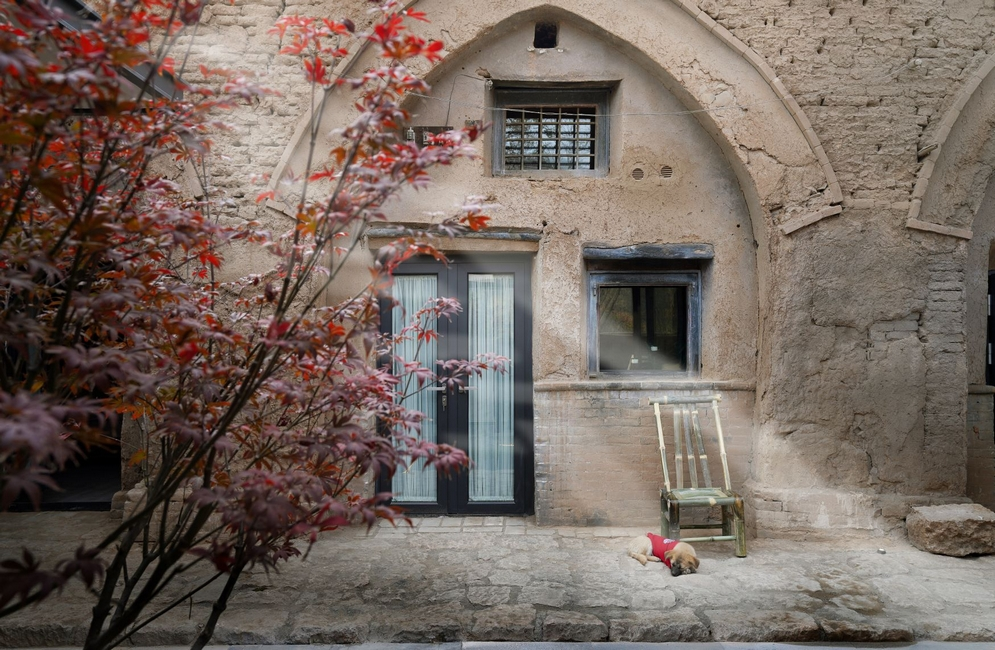 朴之原夯土墙 | 敦煌的建筑传统4