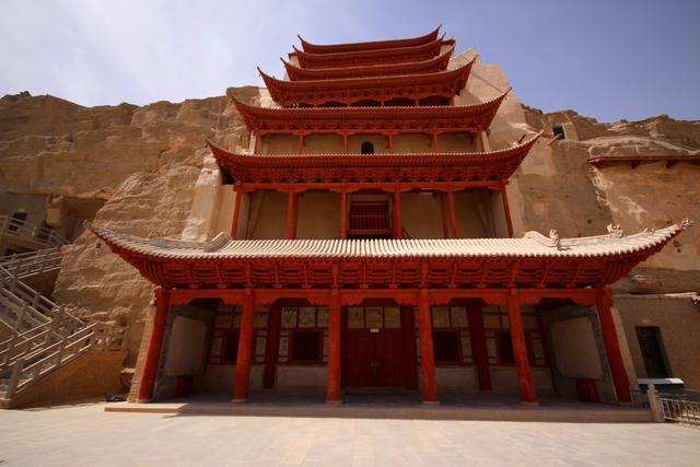 朴之原夯土墙 | 敦煌的建筑传统5