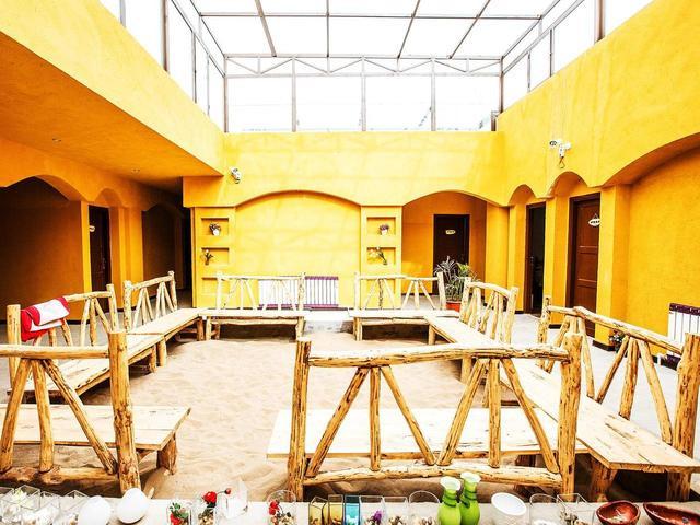朴之原夯土墙 | 敦煌的建筑传统6
