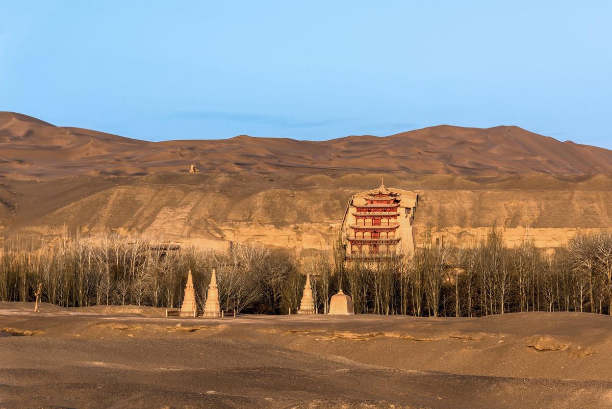 朴之原夯土墙 | 敦煌的建筑传统8
