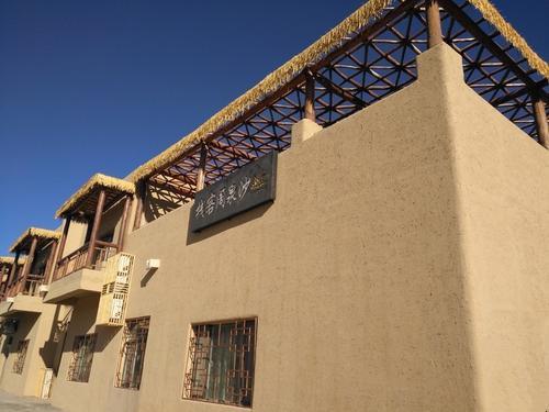 朴之原夯土墙 | 敦煌的建筑传统9