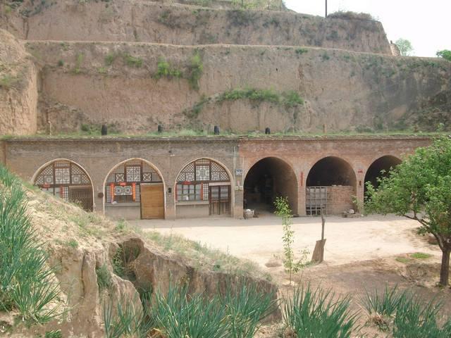 朴之原夯土墙 | 生土窑洞:中国黄土地的特色音符1