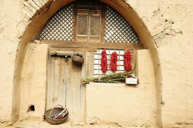 朴之原夯土墙 | 生土窑洞:中国黄土地的特色音符2