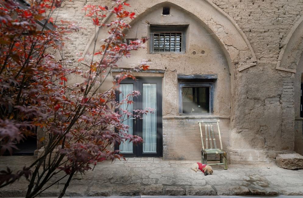 朴之原夯土墙 | 生土窑洞:中国黄土地的特色音符3