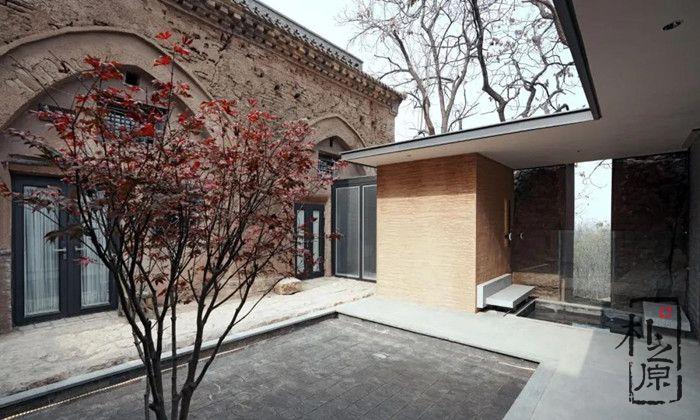 夯土墙民宿:一座温润的土房子