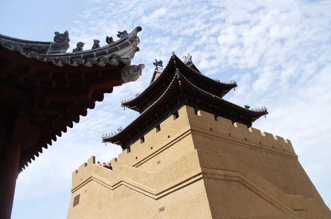 溯源夯土墙   中华历史文化遗址7