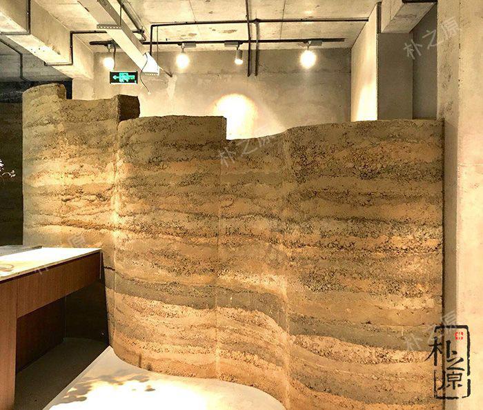 夯土墙:肌理是建筑立面语言